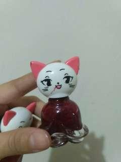 Kuteks kucing cat nail polish