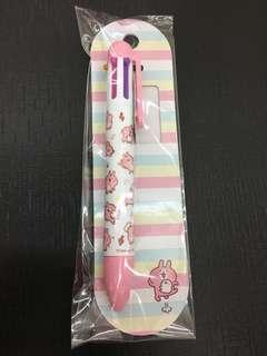 卡娜赫拉6色原子筆  HK$30  #卡娜赫拉 #兔兔p助 #兔兔與p助  #文具 #原子筆 #kanahei #kanahei的小動物 #台灣 #香港 #ibuyu