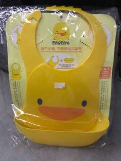 Piyo Waterproof Bib