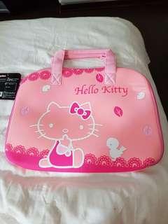 Brand New hello kitty laptop bag