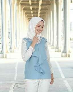 Nabila Blouse by Wearing Klamby