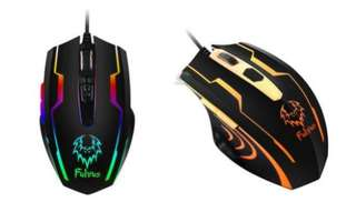 [BN] PROLiNK Fulvus Illuminated Gaming Mouse (PMG9003)