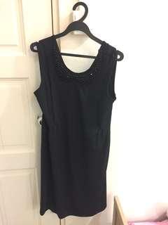 Spring maternity dinner dress size M