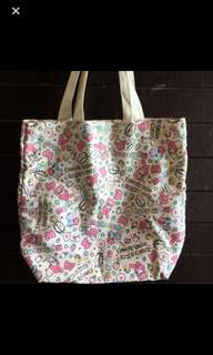 Melody 布袋 tote bag