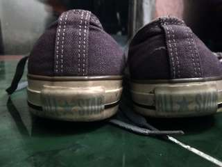 Converse Second made in Indonesia