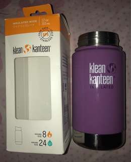 Klean Kanteen Insulated Tumbler 12oz