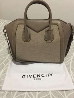 Original Givenchy antigona large  limited edition