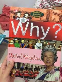 World History Country Comics UK