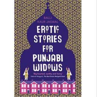 Erotic Stories for Punjabi Widows by Balli Kaur Jaswal #buysinglit