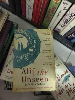 G Willow Wilson's Alif the Unseen