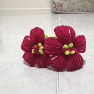 Home Made flower decoration