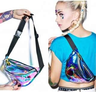 Hologram Waist Bag