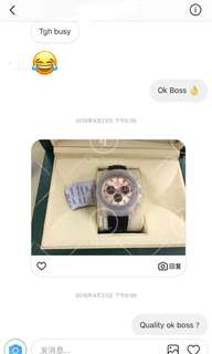 【Customer's Feedback】✅ Rolex Daytona 18k Rose Gold
