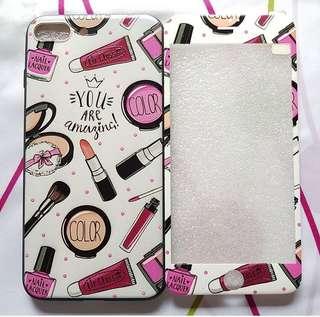Makeup Design Iphone 7plus Case