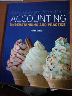 Accounting understanding and practice danny