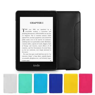 PO: Kindle rubber case [PW/Kindle 8/Voyage/Oasis 17]