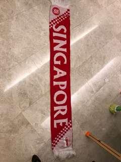 Singapore SG50 Scarf
