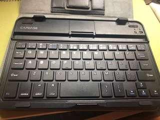 Capdase Bluetooth keyboard for iPad 藍牙鍵盤