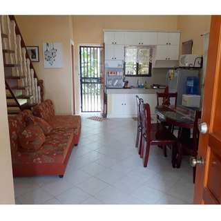 For Sale 1 Bedroom with Loft at Alta Monte Village Tagaytay