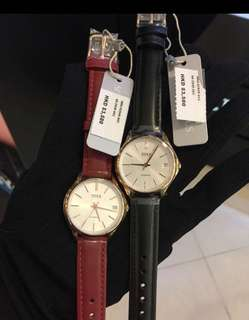 titus 女裝錶