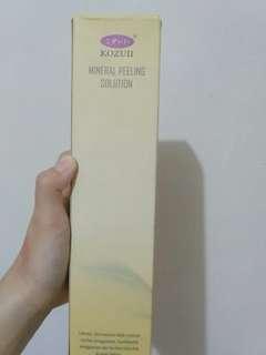 Kozui mineral peeling