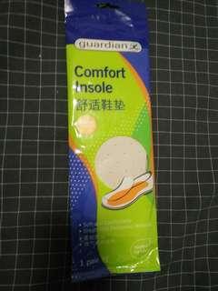 Guardian comfort insole