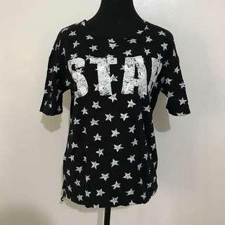Star Black T-shirt