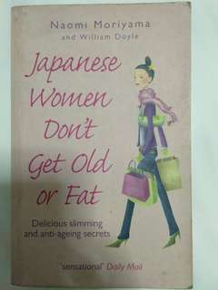 Japanese women dont get old or fat