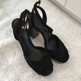 Heels - Charles & Keith - 4 inches
