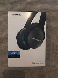 Brand new BOSE QUIET COMFORT headphones