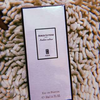 SUPER SALE - Serge Lutens Amber Sultan EDP 50ml