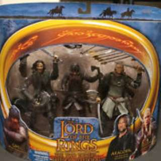 Lord of the Rings Freedom to Edoras (Mint-in-a-box)