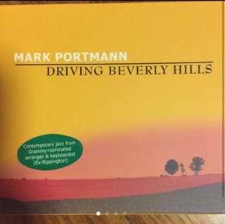 ( Jazz ) Mark Portmann - Driving Beverly Hills ( CD )