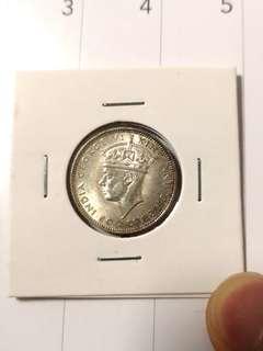 20 cents straits settlement/malaya