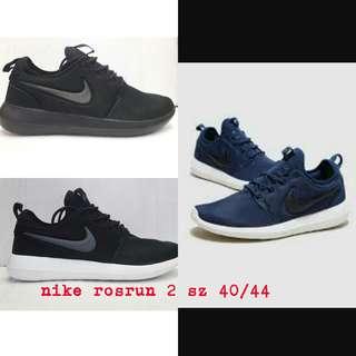Nike rosrun size 40-44