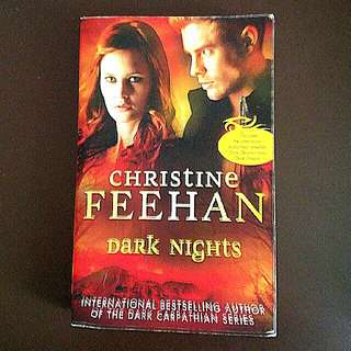 Dark knights by Christine Feehan