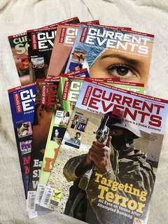 Current Events Magazines