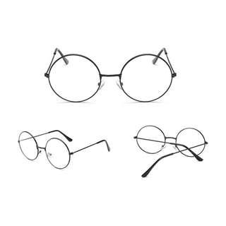 ulzzang round glasses