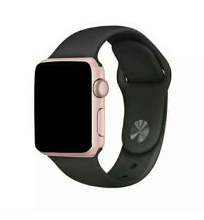 TURUN HARGA!! Jam tangan LED Apple Black