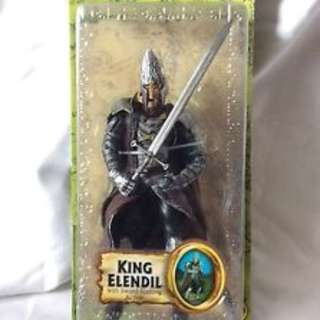 Lord of the Rings King Elendil (Mint-in-a-box)