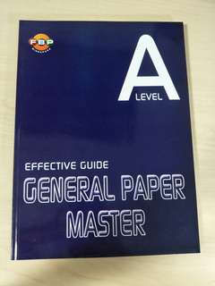 BN H1 general paper master, effective guide