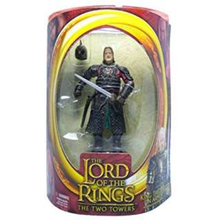 Lord of the Rings King Theoden in Armor (Mint-in-a-box)