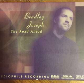 ( Easy Listening ) Bradley Joseph - The Road Ahead ( CD )