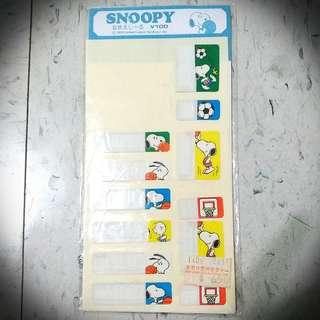 Snoopy 貼紙 史奴比 Sticker