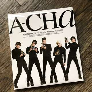 Super Junior A-Cha