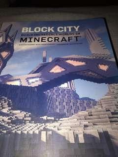 Minecraft block city