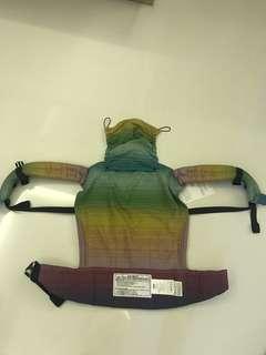 BNWT baby Tula full wrap conversion carrier- Vitasoy coronado gris medio (toddler)