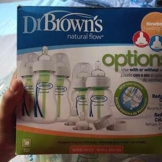 Dr Brown's Newborn Set