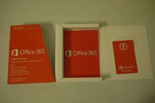 Office 365 for 5 users on 5 different devices