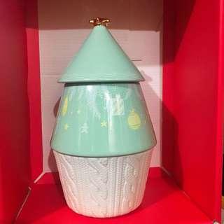 Starbucks韓國聖誕版陶瓷盅